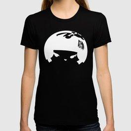Kokeshi Head Logo Design T-shirt