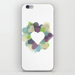 HEART HEART iPhone Skin