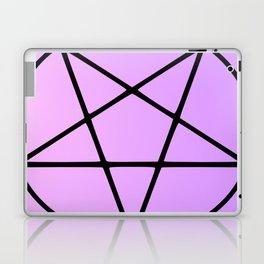 Pastel Pentacle Laptop & iPad Skin