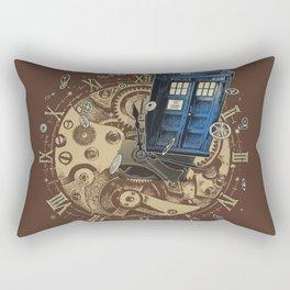 The Doctor?! Rectangular Pillow