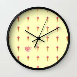 ONMTP - POF! Wall Clock