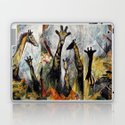 Collage with giraffes by mirazaharieva