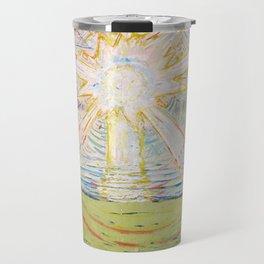"""Edvard Munch """"The Sun"""", 1910–11 Travel Mug"""