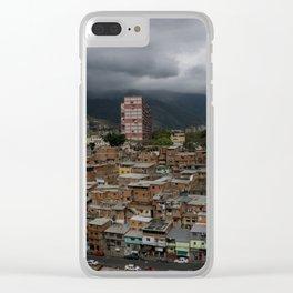 23 de enero Clear iPhone Case