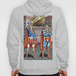 The Daily Planet Hoody