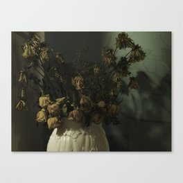 Decay… Canvas Print