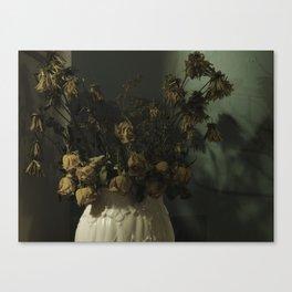 Decay… Canvas Print
