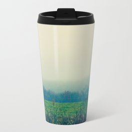 Foggy Morning Travel Mug