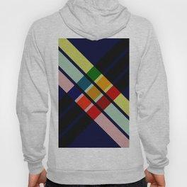 Punuda - Colorful Abstract X Art Hoody