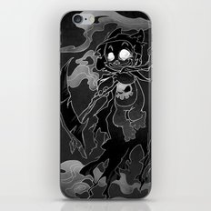Deathly Bear iPhone & iPod Skin