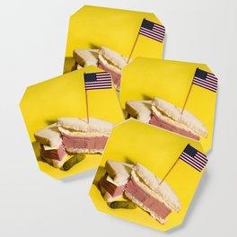 Donald Trump Sandwich Coaster