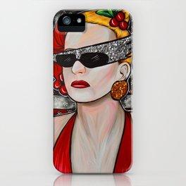 Joanna Stayton - Overboard  iPhone Case