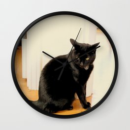 Any Witch Way Wall Clock
