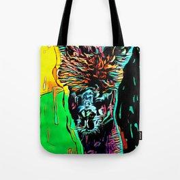 ALPACA ART Tote Bag
