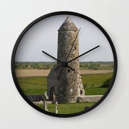Clonmacnoise - Ireland Wall Clock