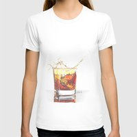 whiskey T-shirts featuring Whiskey by Giorgio Arcuri