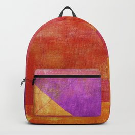 """Moksha"" Inspired by the Guillermo de Llera music. Backpack"