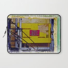 Press Here if you Dare  Laptop Sleeve