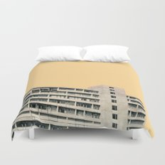 Hot in the City Duvet Cover