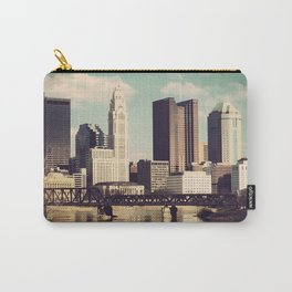 Columbus Ohio 4 Carry-All Pouch