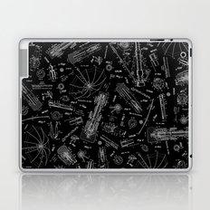 Parasol Charcoal Laptop & iPad Skin