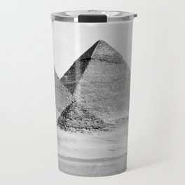Pyramids of Gizeh Travel Mug