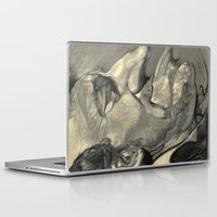 bruce springsteen Laptop & iPad Skins featuring Springsteen by Alan Carlstrom
