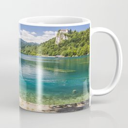 Bled lake Coffee Mug