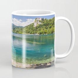 Bled lake Coffee Mug