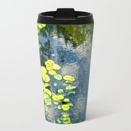 Water Lily 1 Travel Mug