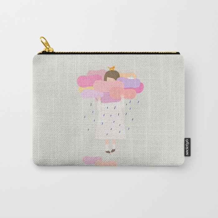 The sweet clouds Carry-All Pouch