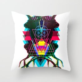 DEARDEER Throw Pillow