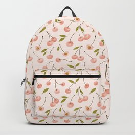 Pink cherry Backpack