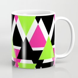 Colorful triangles . No. 2 Coffee Mug