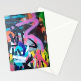 Street Art Graffiti Photography by Dominic Joyce Stationery Cards