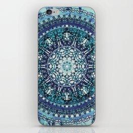Monterey Mandala iPhone Skin