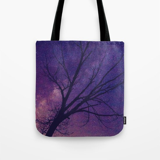 Under The Heavens Tote Bag