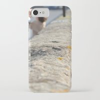 dad iPhone & iPod Cases featuring Dad by Jérémy Boes