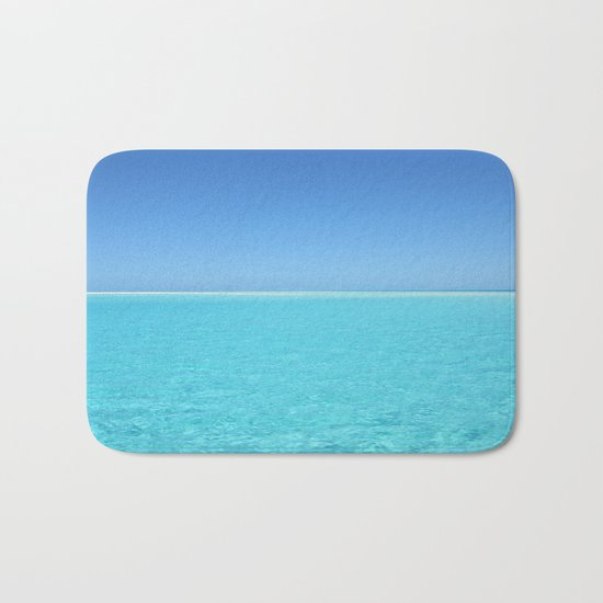 Tropical Escape Bath Mat