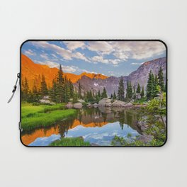 Mystic Island Lake Laptop Sleeve