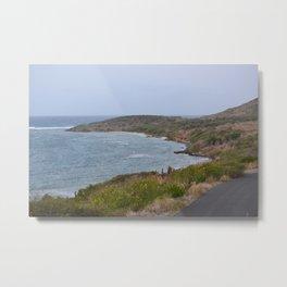St. Croix: View Metal Print