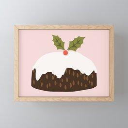 Figgy Pudding Framed Mini Art Print
