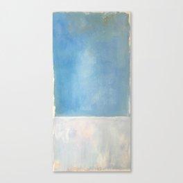 Mark Rothko Interpretation Untitled 1969 Canvas Print