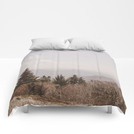 Mountain Pine Comforters