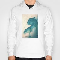 panther Hoodies featuring Panther by elisacalderoni92