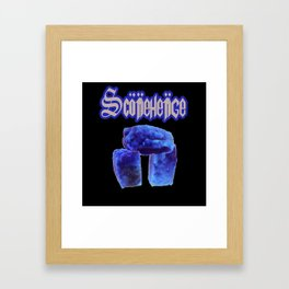 Sconehenge T Shirt.     Framed Art Print