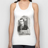 moriarty Tank Tops featuring Moriarty by RileyStark