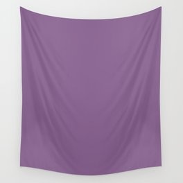 French Lilac - solid color Wall Tapestry