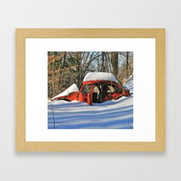 unforgiving Framed Art Print