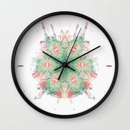 Inkdala XXXVI - Psychology Art Wall Clock
